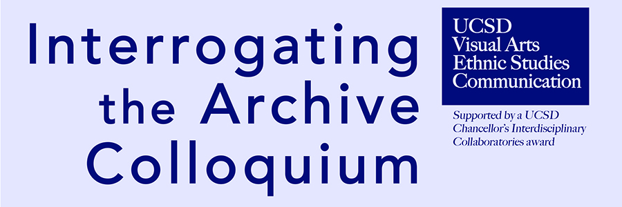 interrogating the archive